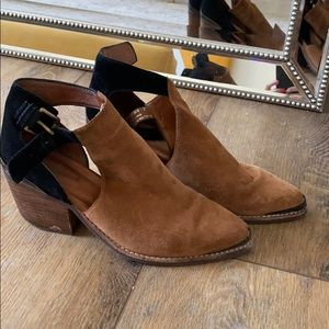 Jeffery Campbell Ankle  Booties
